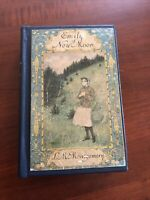 EMILY OF NEW MOON by L. M. Montgomery/1st Ed/HC/Childrens/Literature