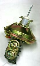 """A-Body 11"""" Zinc Power Brake Booster Delco + Manual Master Cylinder w/ Bleeders"""