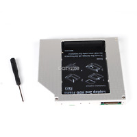 12.7mm 2nd PATA IDE to SATA Hard Drive HDD SSD Caddy for Apple iMac Early 2008
