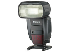 Flash - Canon Speedlite 600 EX-RT