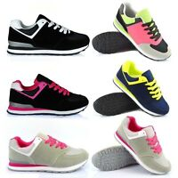 WOMENS LADIES GRILS SUEDE BLAZER TRAINERS RUNNING WALKING AIR SPORTS SHOES SIZES