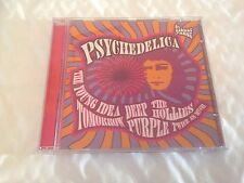 Various Artists - Psychedelica  CD (2001) 1960s Pop Psych