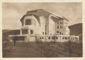 Dornach, Solothurn, Goetheanum ngl F0863