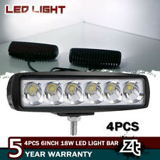 4X Spreader Led Marine Light SEALED LENS Navigation Spot Light For Boat 12V 24V