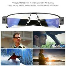 Flat Lens Half Frame 1920x1080 HD Camera Glasses Video Recorder Cycling Camera