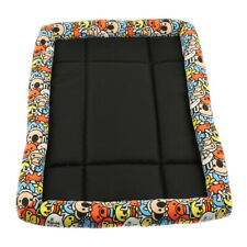 Washable Scratch-Proof Pet Bed Crate Mat Soft Pads Liner Home Indoor Outdoor