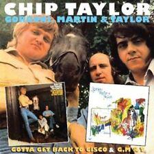 Chip Taylor - Gotta Get Back to Cisco [New CD] UK - Import