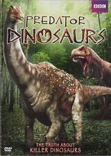 Predator Dinosaurs: Truth about Killer Dinosaurs (DVD)  ~  New & Factory Sealed!