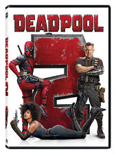 Deadpool 2 DVD NEW