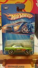 hot wheels  2004 série Wastelanders 70 Plymouth Road Runner Kar Keeper (9990)