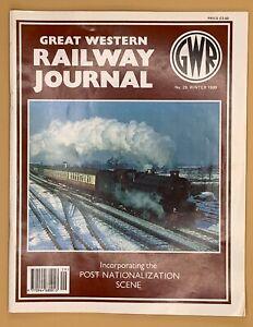 GWR Great Western Railway Journal Magazine 1999 Issue No.s 29 30 31 32