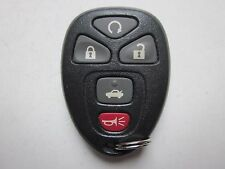 OEM GM CHEVY KEYLESS REMOTE ENTRY KEY FOB ALARM 22952176 OUC60221 / 5 BUTTON