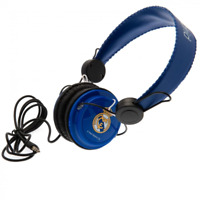 Real Madrid FC Headphones | OFFICIAL