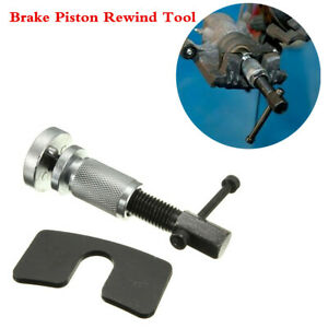 Universal Car Wheel Disc Brake Pad Caliper Piston Rewind Right Hand Tool Metal