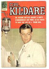 Dr. Kildare #3  G/VG  1962  DELL Comics  Photo Cover  Low/Mid Grade Comic