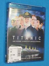 Titanic - Miniseries BLU-RAY 2012 - FACTORY SEALED NEW!