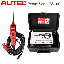 Autel PowerScan PS100 Electrical System Scanner Auto Diagnostic Tool Code Reader