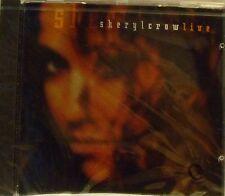 SHERYL CROW - LIVE 1994 - CD SEALED - VERY RARE ITEM - S.I.A.E.