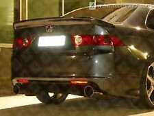 Honda Accord Euro CL7 CL9 Mugen Style Rear Bumper Lip