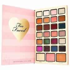 TOO FACED Boss Lady Beauty Agenda make up palette GENUINE