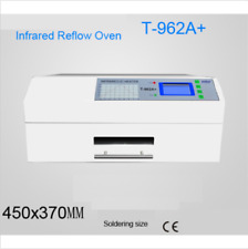 New!! T-962A+ Infrared Reflow Oven heater soldering area 450X370MM 220v