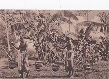 K 691- Indien-India, Goalla going to Calcutta to sell cream, ungelaufen