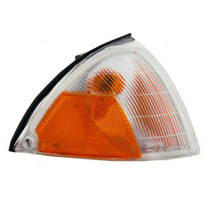 Passengers Park Side Corner Marker Light for 1989-1994 Geo Metro Suzuki Swift