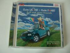 Kinderlieder CD * Gute Laune - Gute Fahrt * Rolf Zuckowski