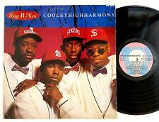"Boyz II Men ""Cooly High Harmony"" R&B Hip Hop LP Motown Jamaica"