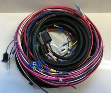 1950 1951 1952 Chevy truck wiring harness 6 or 12 volt with GENERATOR & manuals
