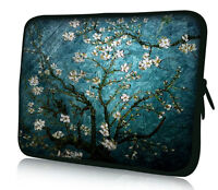 "Laptop Notebook Sleeve Case Bag Cover For 10-17"" Apple New iPad Macbook HP Dell"