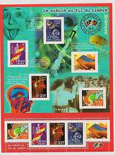 2001 - YT N°BC35   NEUF - Un siècle de découverte et de sciences