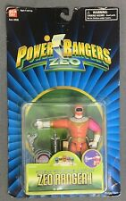 "SABAN?S POWER RANGERS ZEO 5"" PINK RANGER l WITH SHIELD SPINNING ACTION"