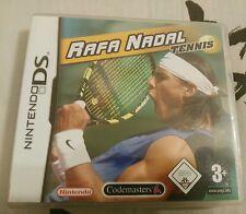 Gioco nintendo ds Raga Nadal Tennis raro fuori catalogo come nuovo