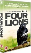 Four Lions DVD 2012 Region 2