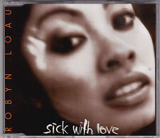 Robyn Loau - Sick With Love - CD (5712692 Polydor Australia 5 x Track)