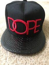 DOPE BaseBall Cap Hat Adult MultiColor Hat