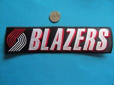 1 PORTLAND TRAILBLAZERS NBA NATIONAL BASKETBALL ASSOCIATION PATCH CREST EMBLEM