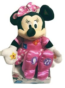 Disney MINNIE MOUSE BOW-TIQUE LEARNING PAL Mickey Mouse Clubhouse FAST SHIPPING