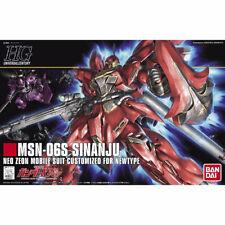 #116 Sinanju Gundam Uc Bandai Hguc 1/144 In Stock Usa