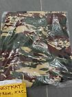 DS SHOYOROLL SEALED BAG UNWORN SIZE XL Training Fitted Shorts BF20 GREEN CAMO