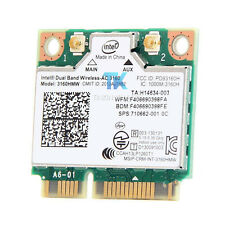 For HP 430 470 G2710662-001 Intel 3160HMW Dual Band Wifi BT Card Wireless-AC