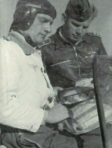 Hans Rudel Luftwaffe Zweiter Weltkrieg Wandbild