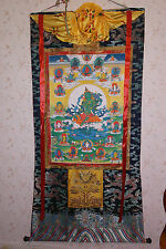 21 Taras thanka, thangka, XXL Big, genuine brocade, Buddha, Buddhism