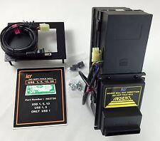 NEW ICT A6 Bill Acceptor Validator 110V AC Cherry Master 8 Liner Arcade Vending