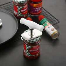 Stainless Steel Can Opener Kitchen Bottle Tin Jar Adjustable Manual Easy Tool