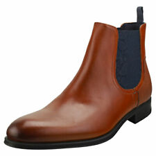 Ted Baker Tradd Mens Tan Leather Chelsea Boots