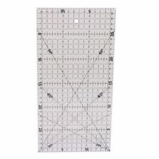 Patchwork Ruler Quilting Sewing Acrylic Quilt Rulers Tailor Square Template Tool
