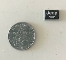 Jeep lover charm fits Origami Owl  locket