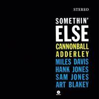 Cannonball Adderley - Somethin Else [New Vinyl LP] 180 Gram